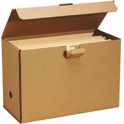 Image for FELLOWES 800 BANKERS MINI ARCHIVE BOX 268 X 177 X 377MM PACK 25 from Mackay Business Machines (MBM)