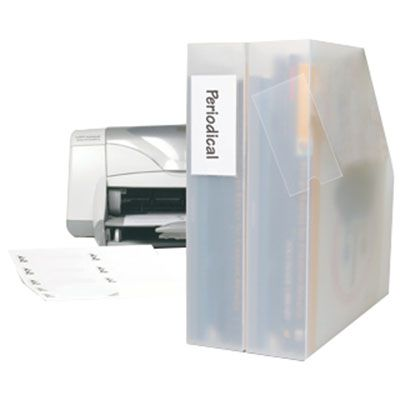 Image for 3L LABEL HOLDER 25 X 75MM PACK 12 from Mackay Business Machines (MBM)