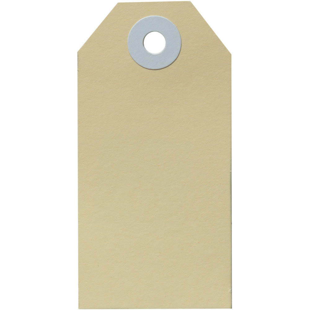 Image for AVERY 13000 SHIPPING TAG SIZE 3 96 X 48MM BUFF BOX 1000 from OFFICE NATIONAL CANNING VALE, JOONDALUP & OFFICE TOOLS OPD