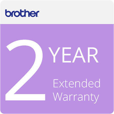 Image for BROTHER 2 YEAR ONSITE WARRANTY SERVICE AND SUPPORT from Emerald Office Supplies