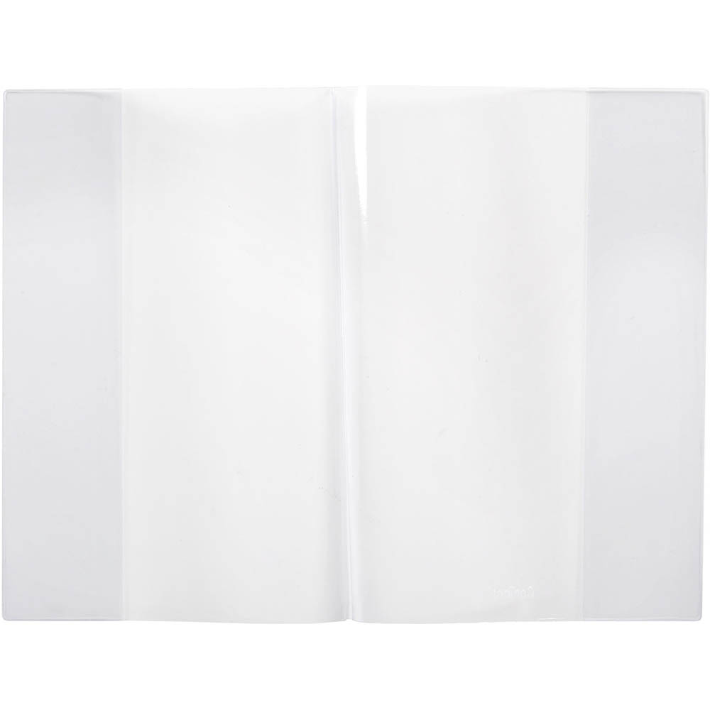 Image for CONTACT BOOK SLEEVE 9 X 7 INCH CLEAR from Axsel Office National