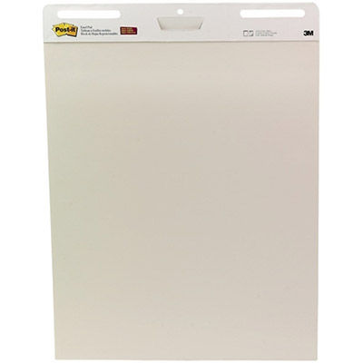 Image for POST-IT 559 EASEL PAD 635 X 762MM WHITE from Coleman's Office National