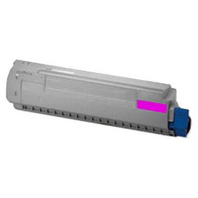 Image for OKI 44643022 TONER CARTRIDGE MAGENTA from Connelly's Office National