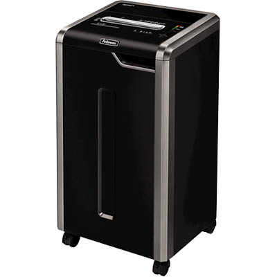 Image for FELLOWES 325CI POWERSHRED COMMERCIAL SHREDDER CROSS CUT from OFFICE NATIONAL CANNING VALE, JOONDALUP & OFFICE TOOLS OPD
