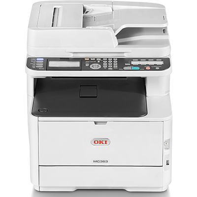 Image for OKI MC363DN MULTIFUNCTION COLOUR LED PRINTER A4 26PPM from Office National Barossa