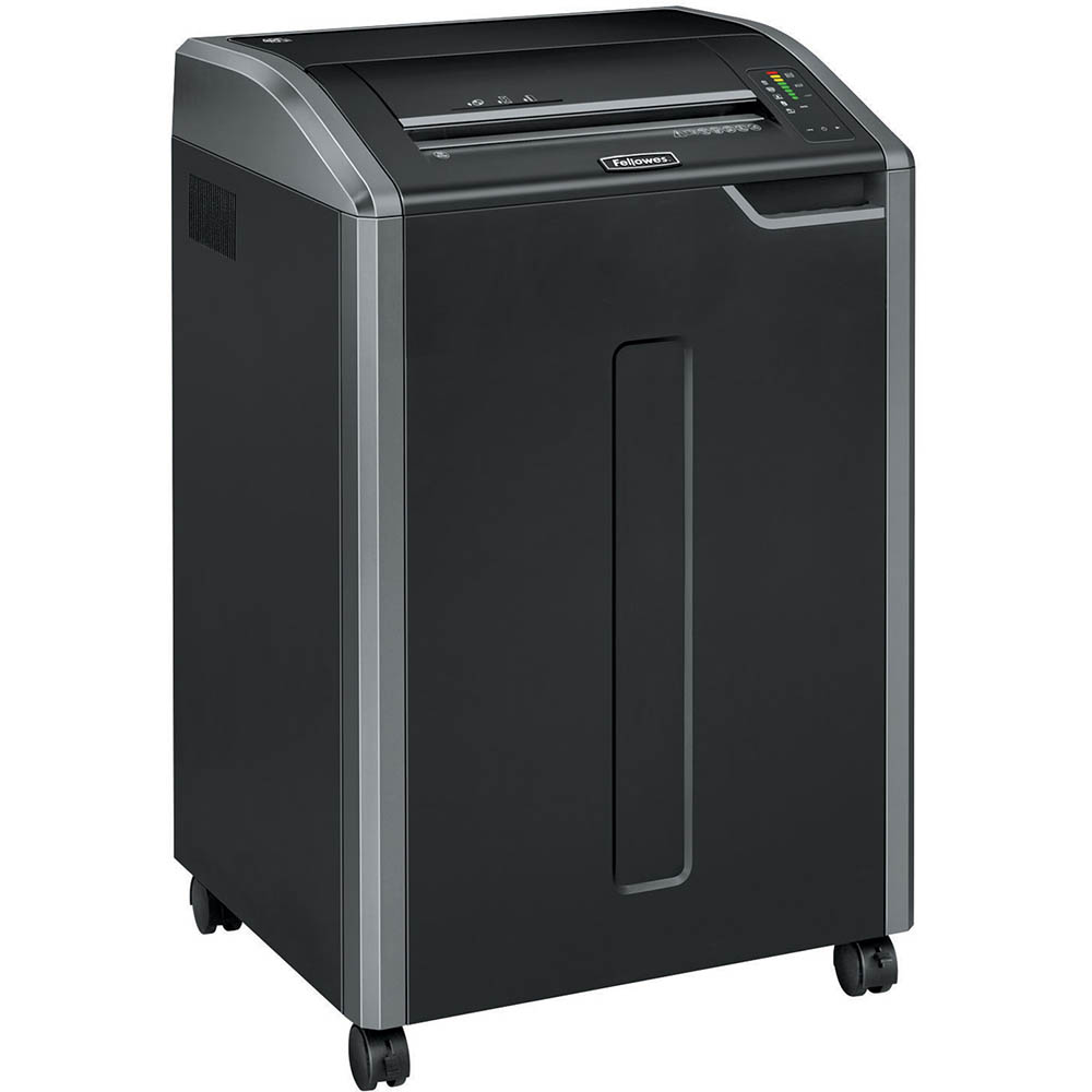 Image for FELLOWES 485CI POWERSHRED COMMERCIAL SHREDDER CROSS CUT from OFFICE NATIONAL CANNING VALE, JOONDALUP & OFFICE TOOLS OPD