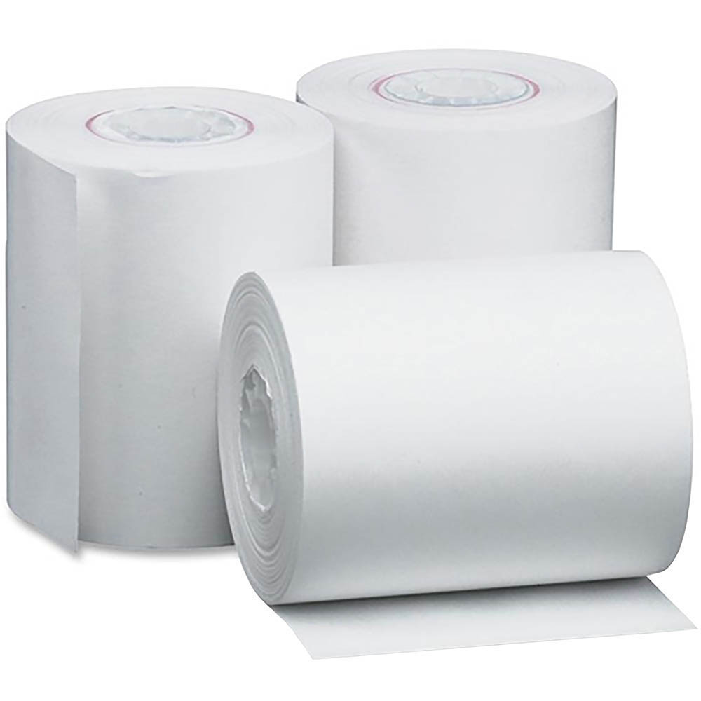 Image for MARBIG CASH REGISTER ROLL LINT FREE 37 X 70 X 11.5MM PACK 8 from OFFICE NATIONAL CANNING VALE, JOONDALUP & OFFICE TOOLS OPD