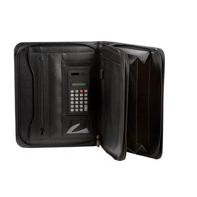 Image for SPIRAX EXECUTIVE ZIPPERED COMPENDIUM A4 BLACK from Axsel Office National