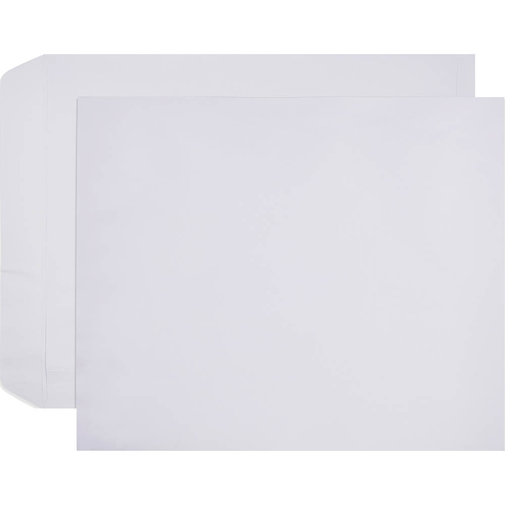 Image for CUMBERLAND ENVELOPES X-RAY POCKET PLAINFACE UNGUMMED 120GSM 368 X 445MM WHITE BOX 250 from Axsel Office National