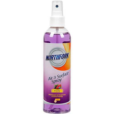 Image for NORTHFORK AIR FRESHENER FRUITY 250ML from Copylink Office National