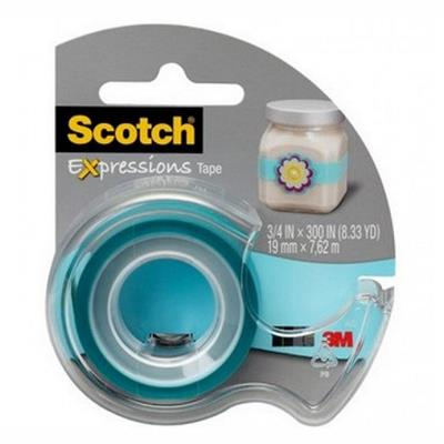 Image for SCOTCH C214 EXPRESSIONS MAGIC TAPE TURQUOISE from Office National Capalaba