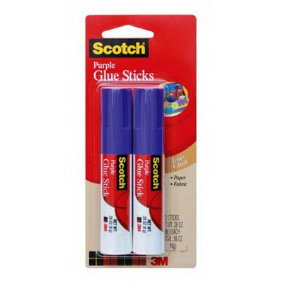 Image for SCOTCH 6108 GLUE STICKS 7.08G PURPLE PACK 2 from Office National Perth CBD