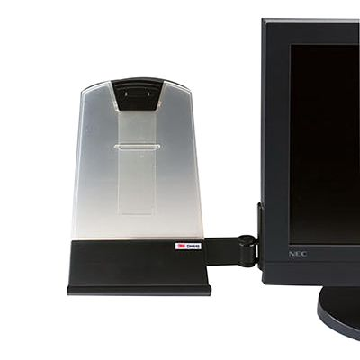 Image for 3M DH445 DOCUMENT HOLDER FLAT PANEL BLACK from OFFICE NATIONAL CANNING VALE, JOONDALUP & OFFICE TOOLS OPD