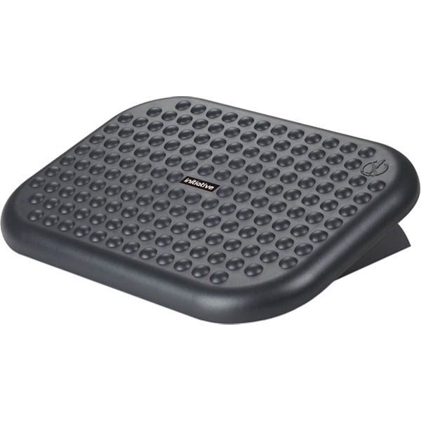 Image for INITIATIVE ANGLE ADJUSTABLE FOOTREST BLACK from PaperChase Office National