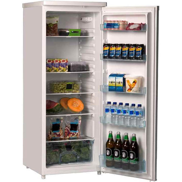 Image for NERO FRIDGE 240 LITRE 545 X 560 X 1435MM WHITE from Office National Capalaba