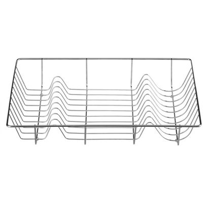 Image for CONNOISSEUR DISH DRAINER CHROME from Wetherill Park / Smithfield Office National