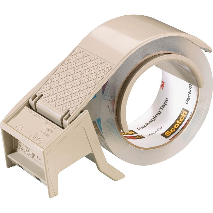 Image for SCOTCH H122 HAND DISPENSER BOX SEALING TAPE 48MM from Office National Limestone Coast