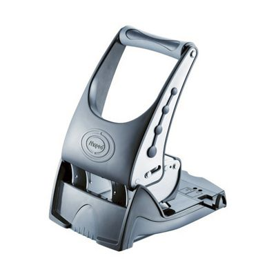 Image for MAPED EASY 2 HOLE PUNCH 65/70 SHEET GREY from Aztec Office National