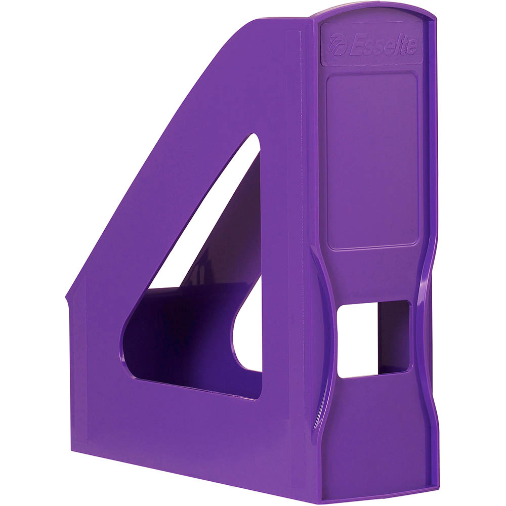 Image for ESSELTE NOUVEAU MAGAZINE FILE PURPLE from OFFICE NATIONAL CANNING VALE, JOONDALUP & OFFICE TOOLS OPD