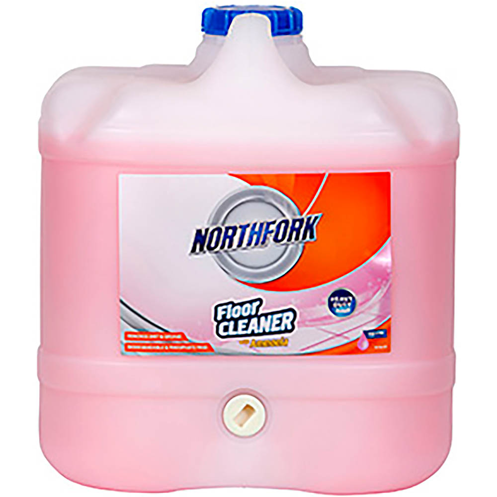Image for NORTHFORK FLOOR CLEANER WITH AMMONIA 15 LITRE from Office National Capalaba