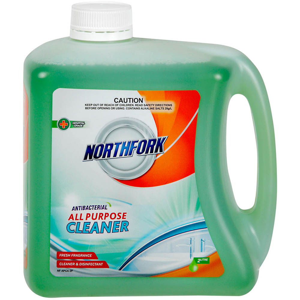Image for NORTHFORK ALL-PURPOSE CLEANER ANTIBACTERIAL 2 LITRE from Office National Capalaba
