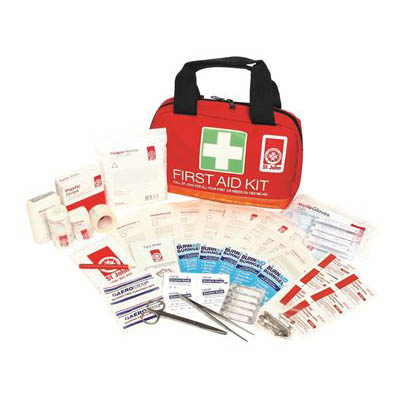 Image for ST JOHN FIRST AID KIT NATIONAL BASIC WORKPLACE from OFFICE NATIONAL CANNING VALE, JOONDALUP & OFFICE TOOLS OPD