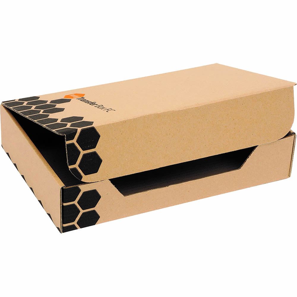 Image for MARBIG ENVIRO TRANSFER BOX A4 from Axsel Office National