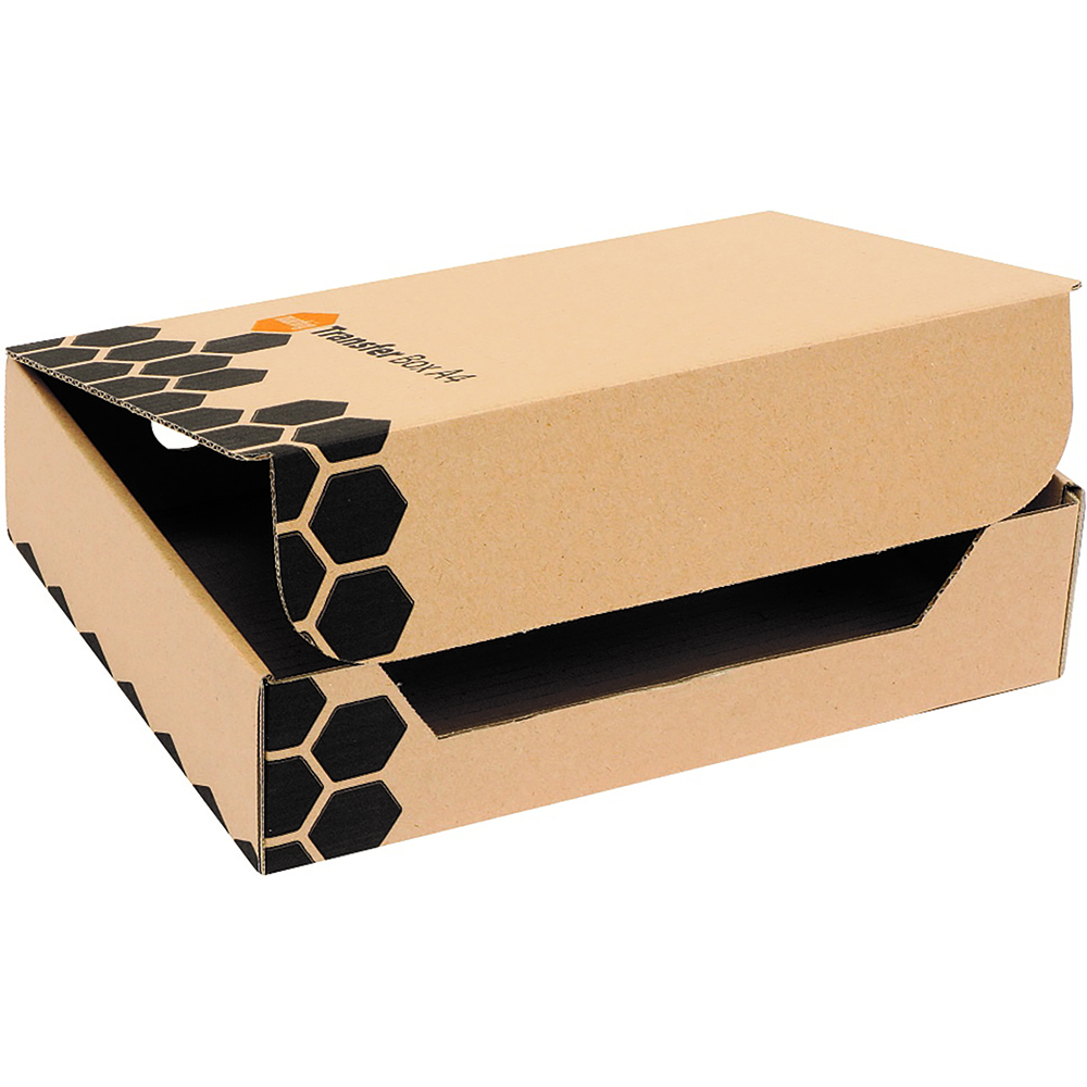 Image for MARBIG ENVIRO TRANSFER BOX FOOLSCAP from Office National Perth CBD