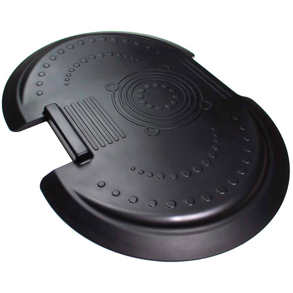 Image for FLOORTEX ANTI-FATIGUE CHAIRMAT 5000 660 X 900MM BLACK from Pirie Office National