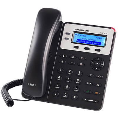 Image for GRANDSTREAM GXP1620 BASIC IP DESKPHONE from Axsel Office National