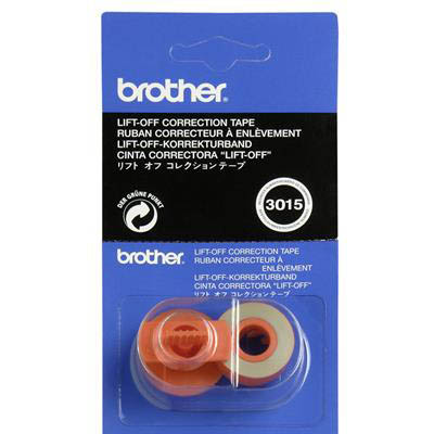 Image for BROTHER 3015 LIFT OFF TAPE from Our Town & Country Office National