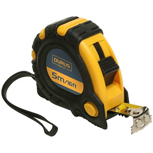 Image for DURUS MEASURING TAPE 5M from Officebarn
