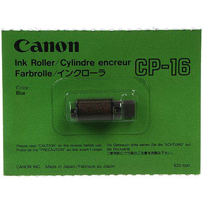Image for CANON CP16 INK ROLLER BLUE from Ezi Office Supplies Gold Coast