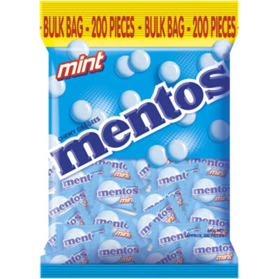 Image for MENTOS MINT PILLOW PACK 540G from Office National Capalaba