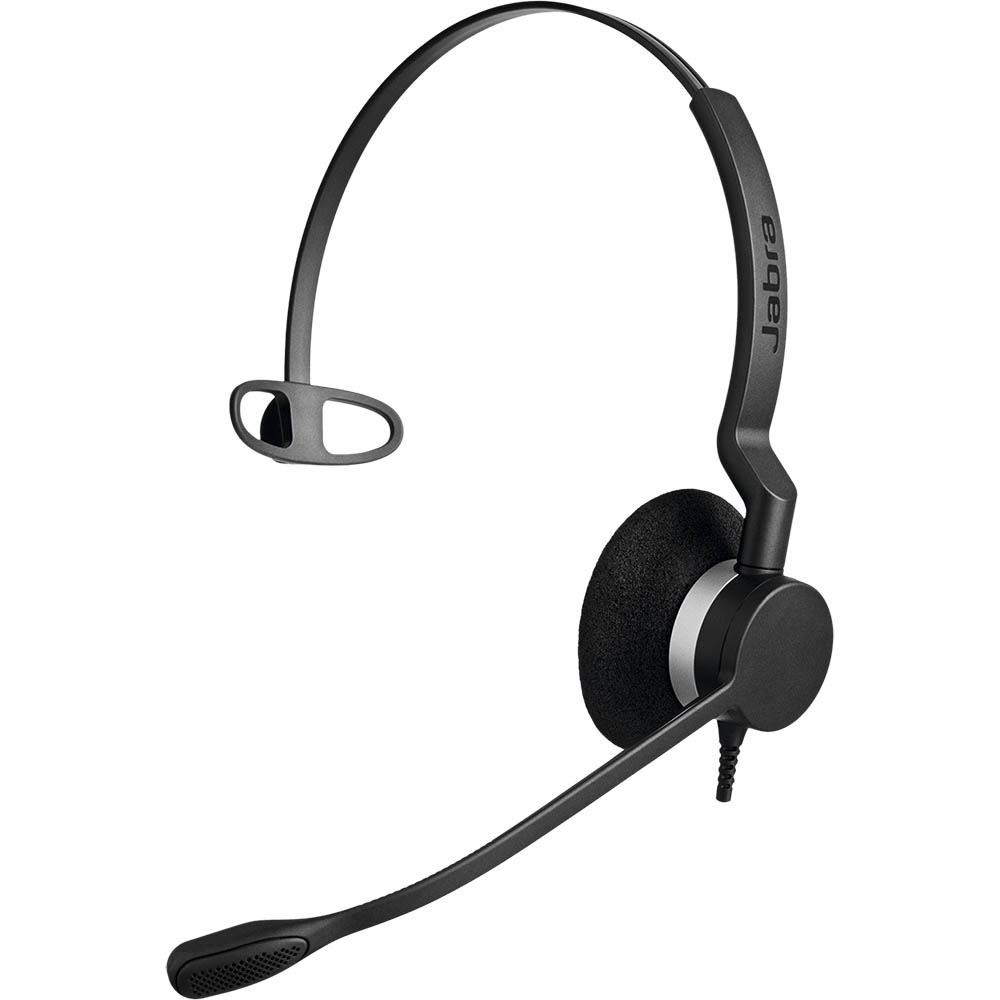 Image for JABRA BIZ 2300 MONO USB-A CORDED HEADSET from Office National Capalaba