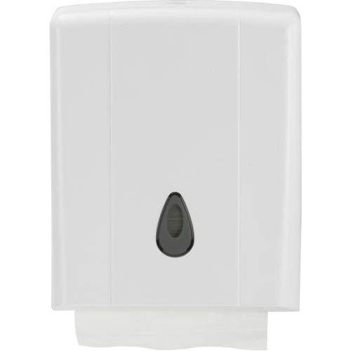 Image for REGAL COMPACT ULTRASLIM HAND TOWEL DISPENSER WHITE from Wetherill Park / Smithfield Office National