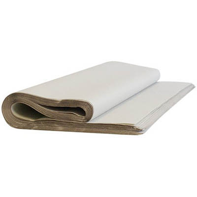 Image for CUMBERLAND BUTCHERS PAPER 48GSM 840 X 565MM WHITE PACK 50 from Wetherill Park / Smithfield Office National