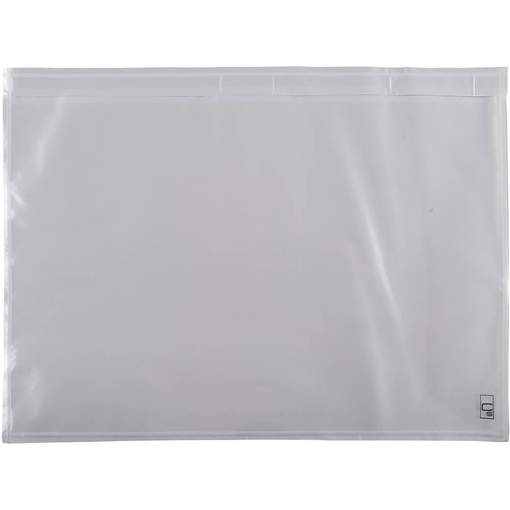 Image for CUMBERLAND PACKAGING ENVELOPE PLAIN A4 WHITE BOX 500 from The Paper Bahn Office National