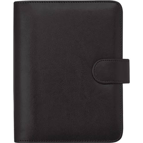 Image for DEBDEN DAYPLANNER PERSONAL EDITION SNAP CLOSURE 172 X 96MM BLACK PU from Axsel Office National