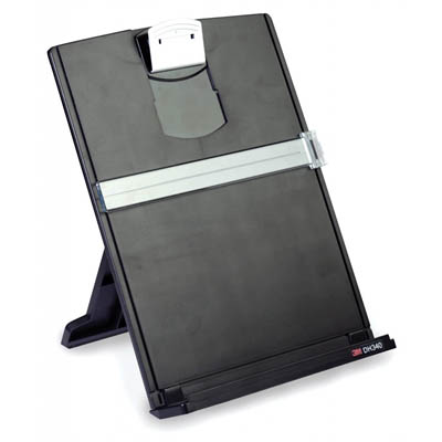 Image for 3M DH340 DESKTOP DOCUMENT HOLDER BLACK from PaperChase Office National