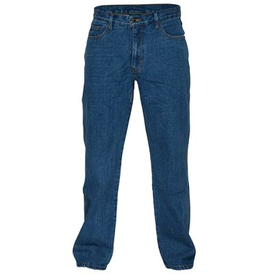 Image for PRIME MOVER MW168 COTTON DENIM JEANS WITH CONTRAST STITCHING from Emerald Office Supplies