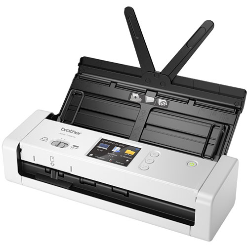 Image for BROTHER ADS-1700W WIRELESS PORTABLE DOCUMENT SCANNER from Office National Limestone Coast