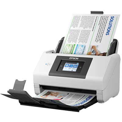 Image for EPSON DS-780N WORKFORCE SCANNER from OFFICE NATIONAL CANNING VALE, JOONDALUP & OFFICE TOOLS OPD