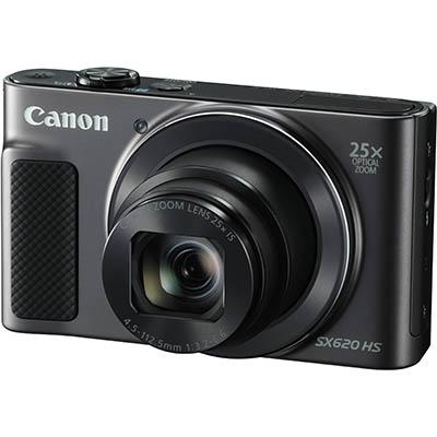 Image for CANON SX620HS DIGITAL CAMERA BLACK from Office National Kalgoorlie
