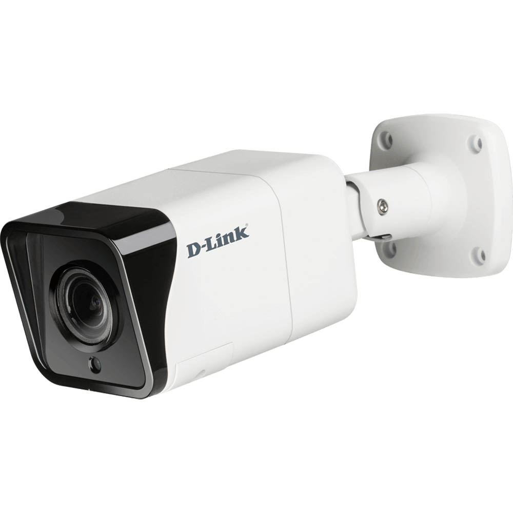 Image for D-LINK VIGILANCE OUTDOOR BULLET CAMERA 8MP POE from OFFICE NATIONAL CANNING VALE, JOONDALUP & OFFICE TOOLS OPD