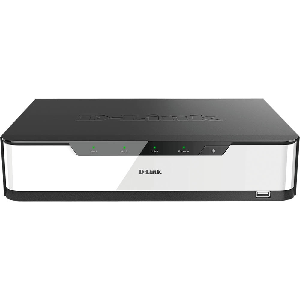 Image for D-LINK JUSTCONNECT 16-CHANNEL POE NETWORK VIDEO RECORDER from OFFICE NATIONAL CANNING VALE, JOONDALUP & OFFICE TOOLS OPD