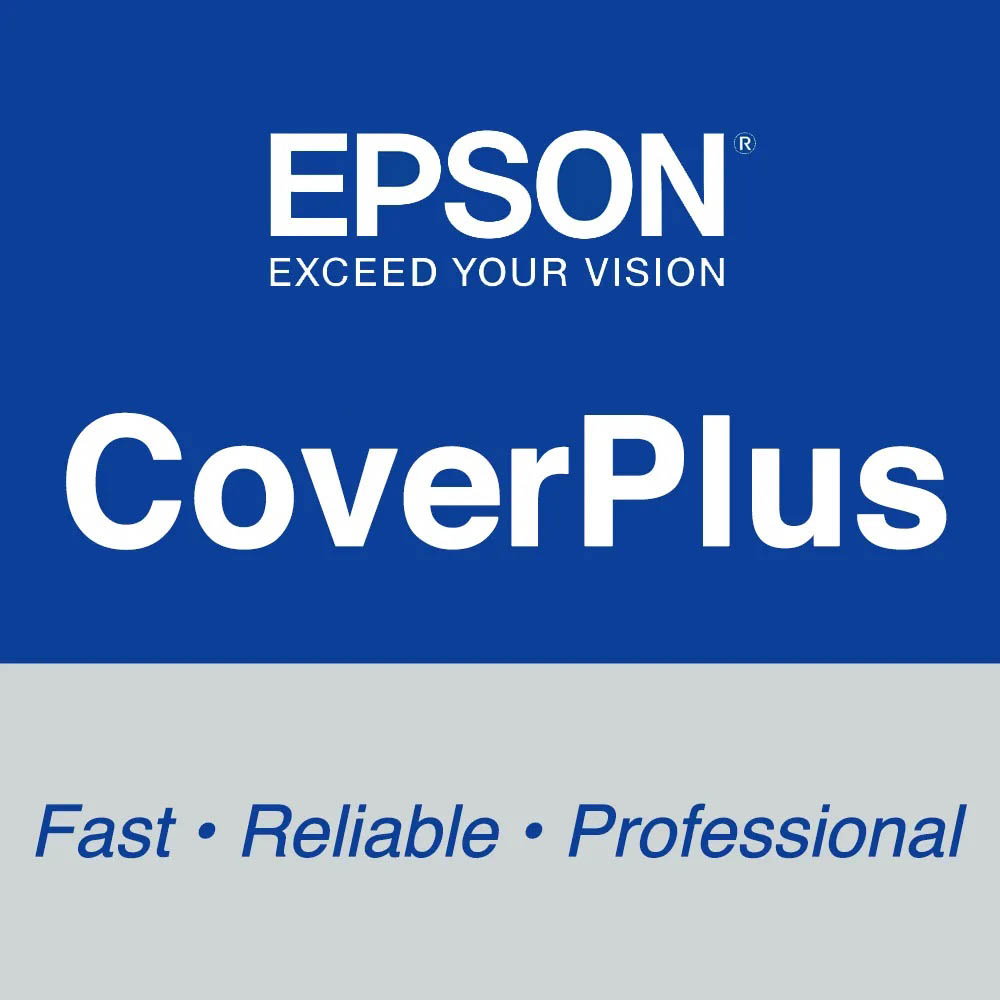 Image for EPSON DS860 COVERPLUS 2 YEAR EXCHANGE SERVICE PACK from Emerald Office Supplies