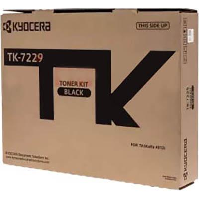 Image for KYOCERA TK7229 TONER CARTRIDGE BLACK from City Stationery Office National