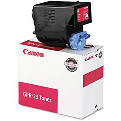 Image for CANON GPR23 TG35 TONER CARTRIDGE MAGENTA from City Stationery Office National