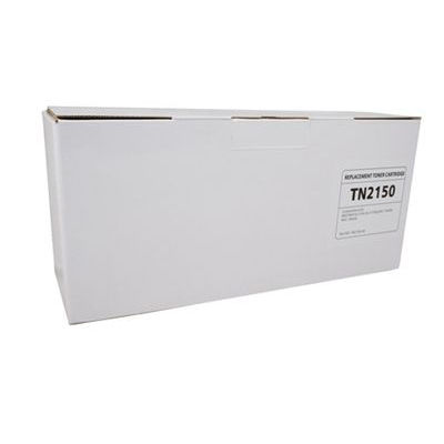 Image for WHITEBOX COMPATIBLE BROTHER TN2150 TONER BLACK from OFFICE NATIONAL CANNING VALE, JOONDALUP & OFFICE TOOLS OPD